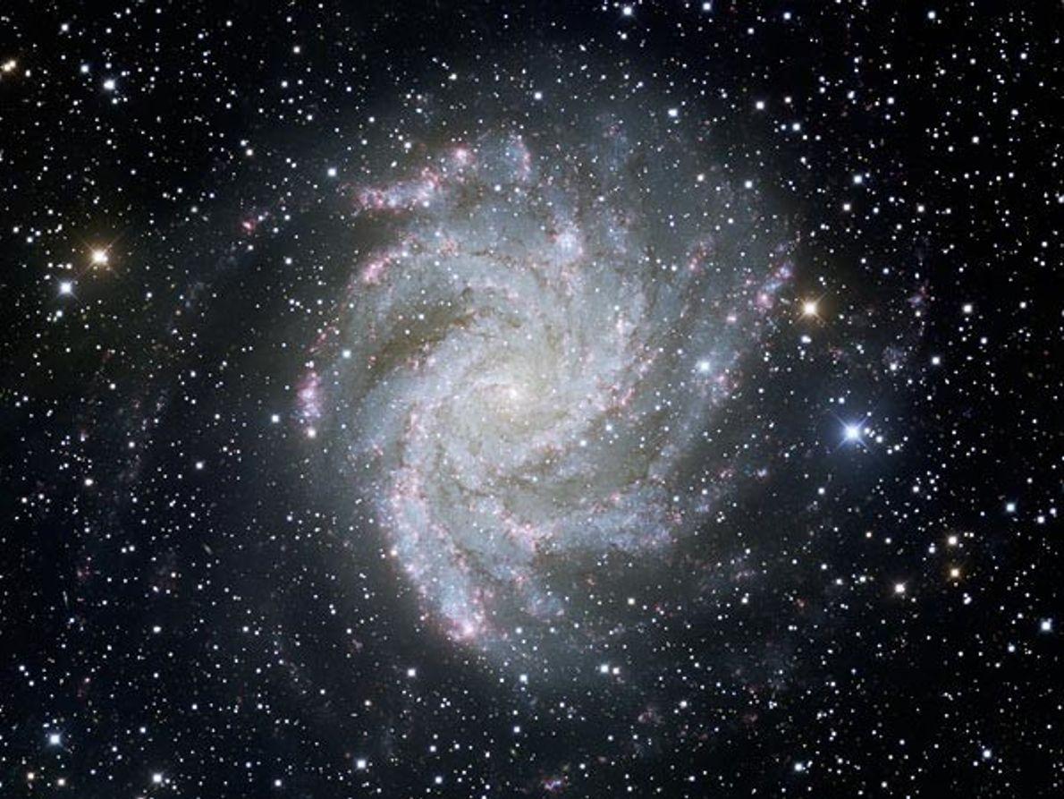 Factoría de supernovas