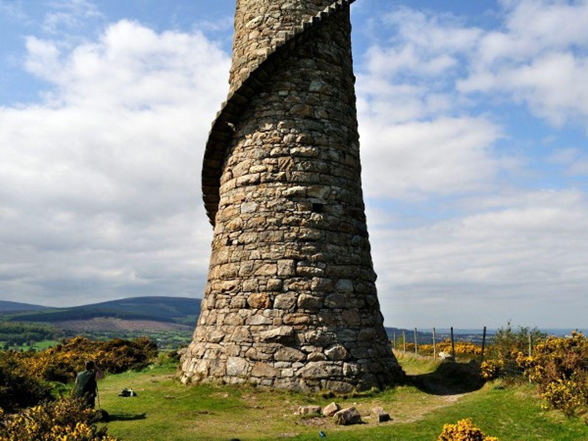 Chimenea Ballycorus, Irlanda