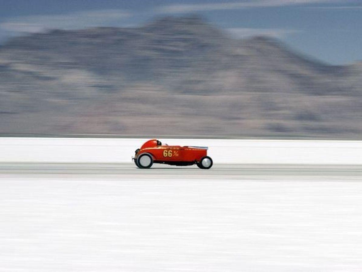 Llanura de sal Bonneville, Utah