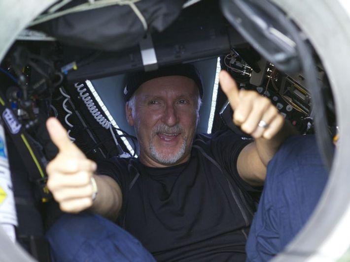 James Cameron regresa a NGC