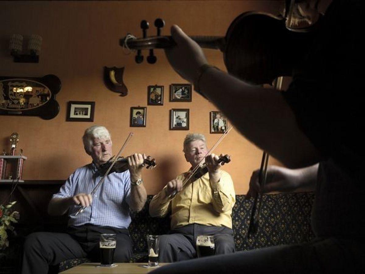 Fiddlers, Irlanda