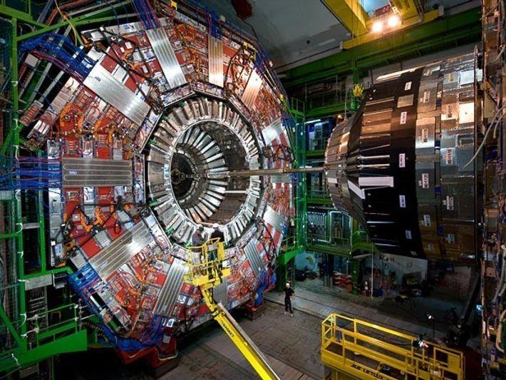 Una nueva partícula con demasiada energía