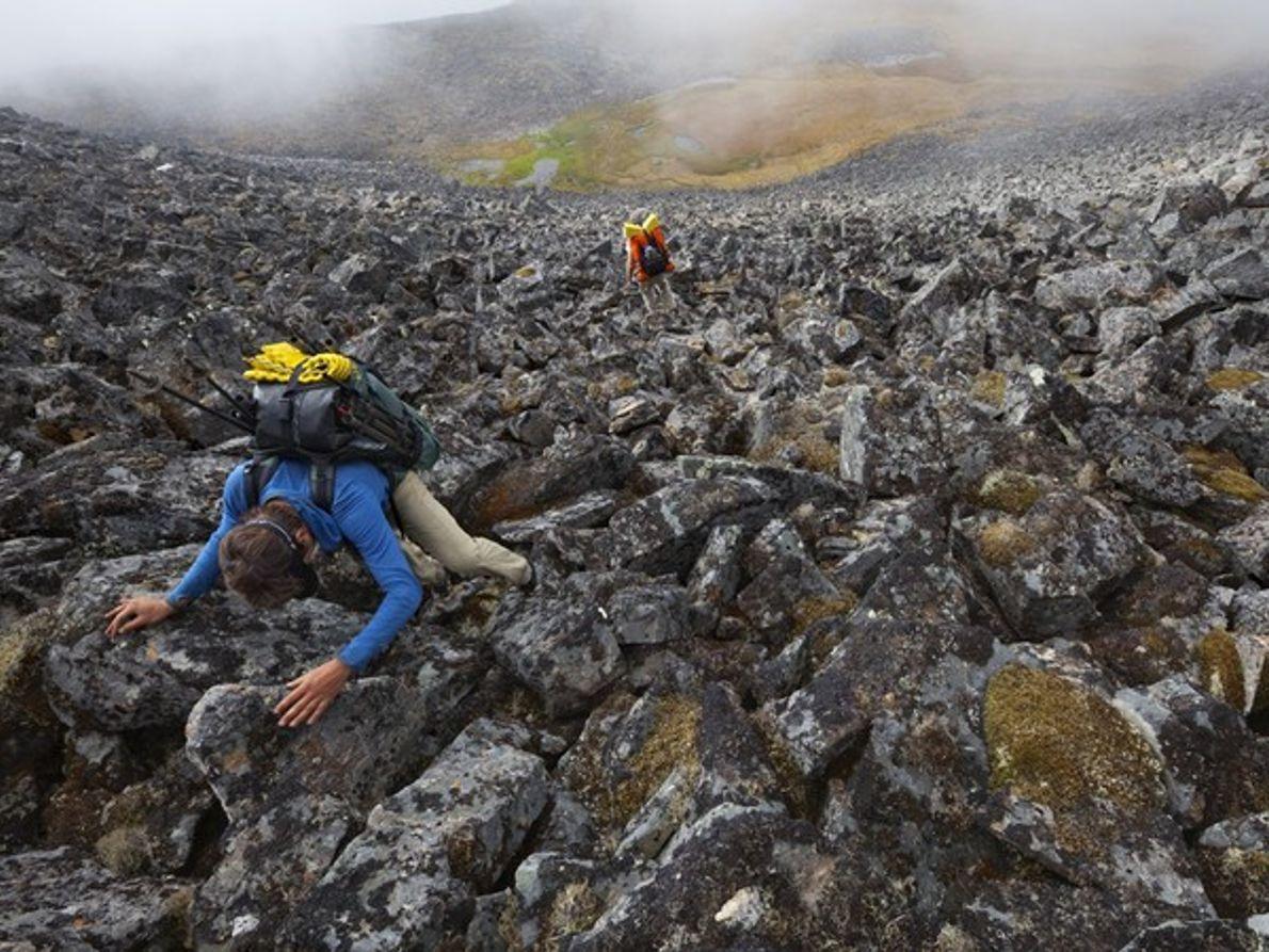 Picos Arrigetch, Alaska