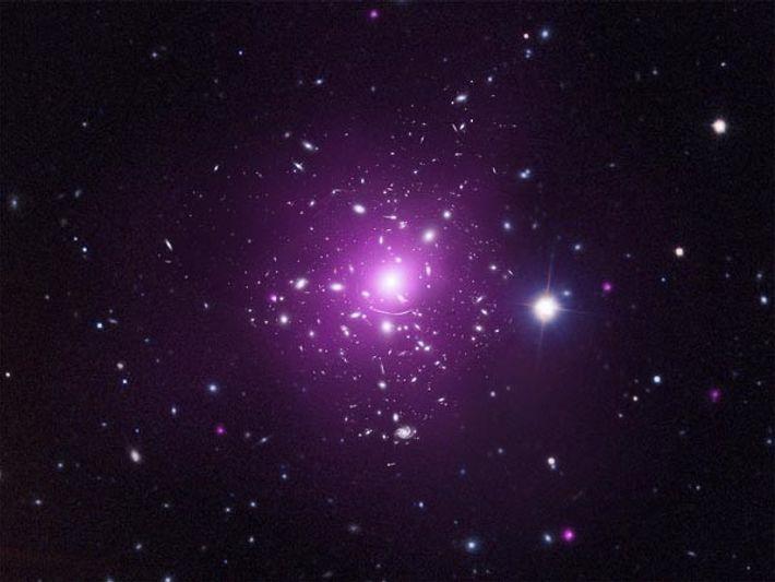 ¿Cómo puede afectar a las personas la materia oscura?