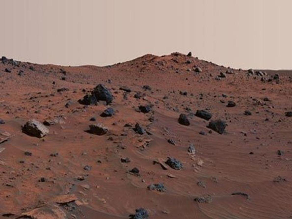 Low Ridge de Marte