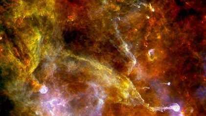 Fotos del espacio: superluna y erupciones solares
