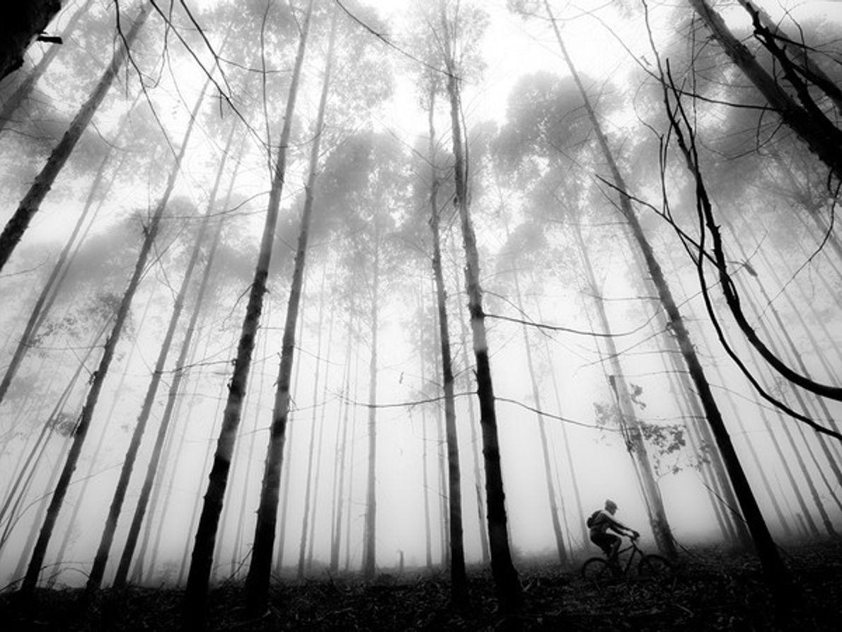 Ciclistas de montaña, Sudáfrica