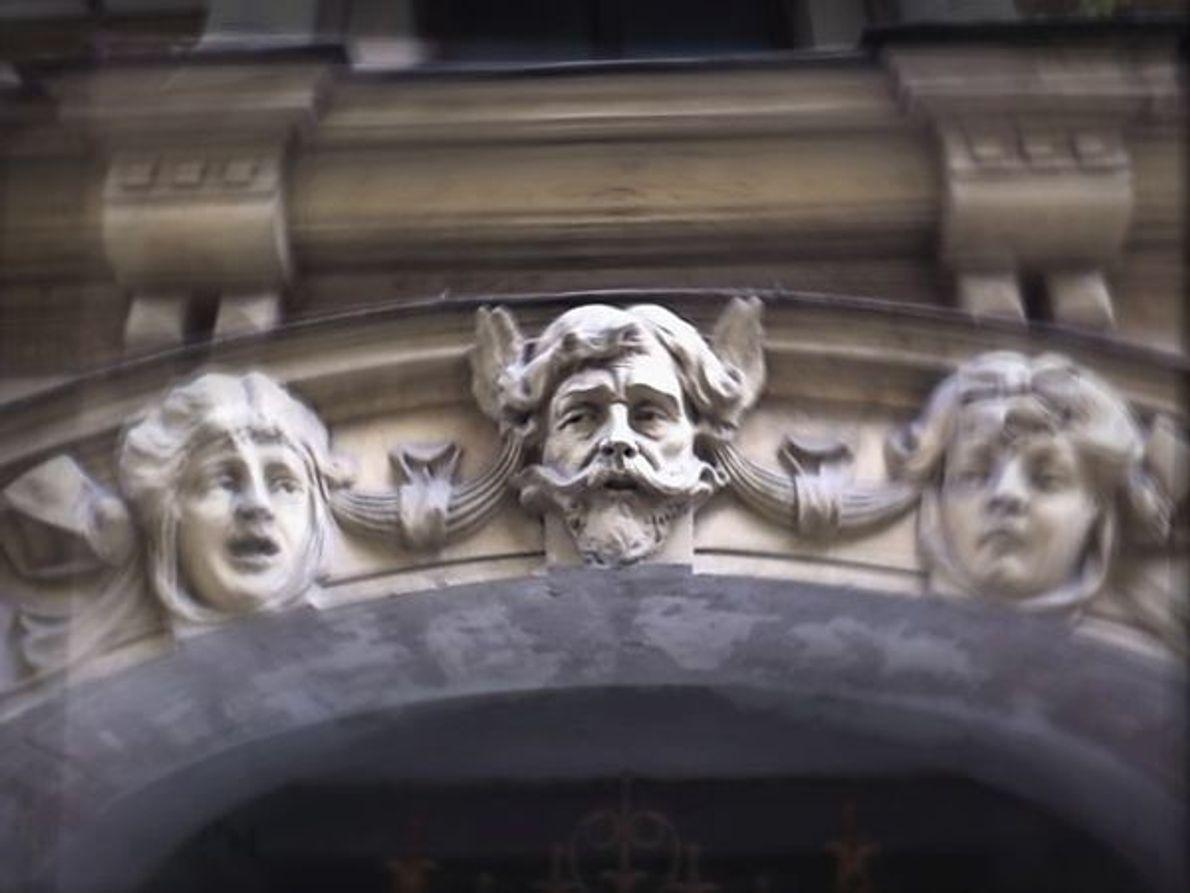 Detalles Art Deco, Letonia