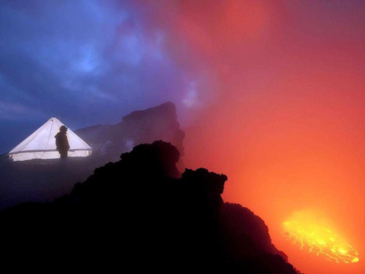 Expedición al Volcán Nyiragongo