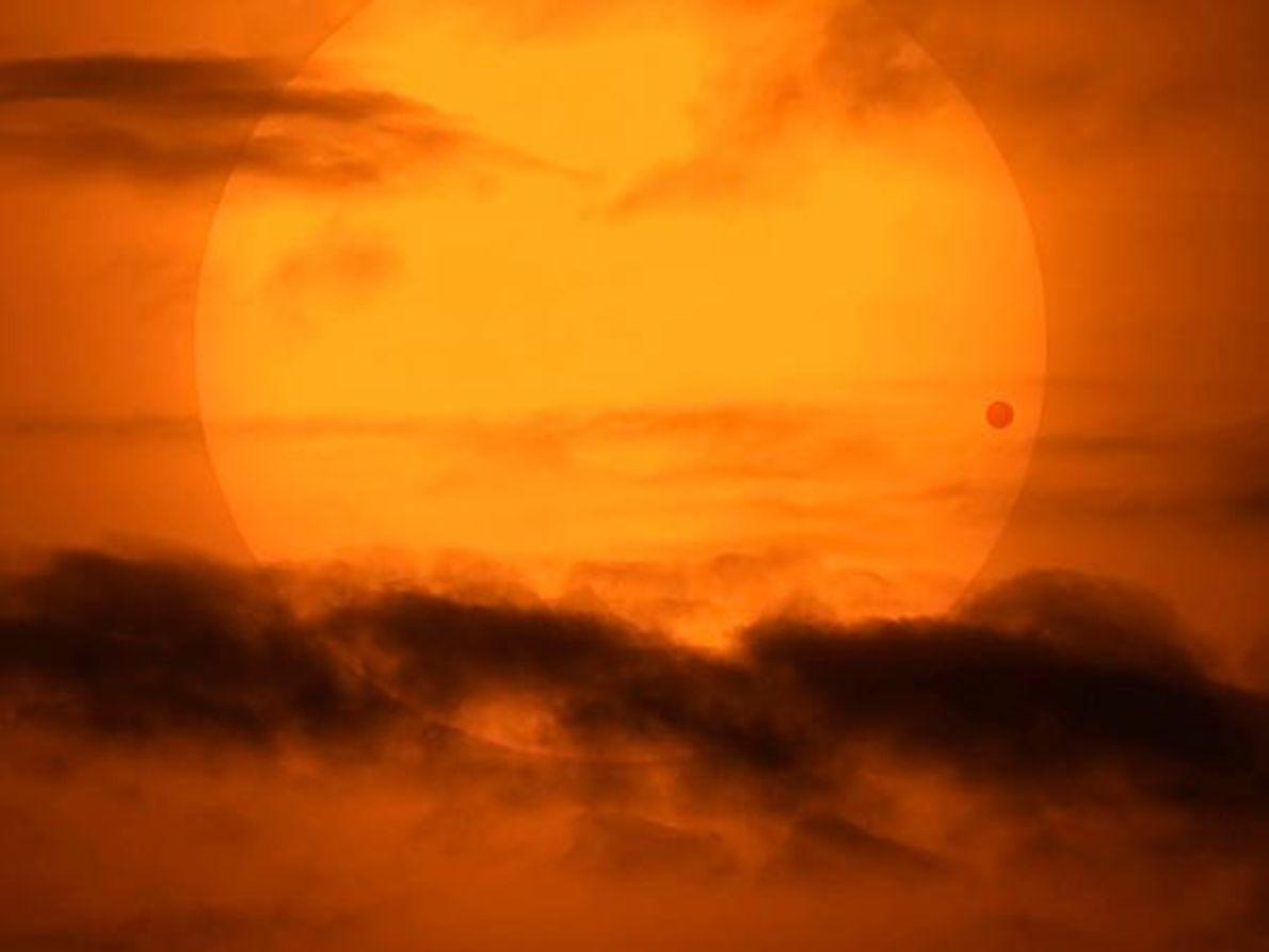 Venus al amanecer