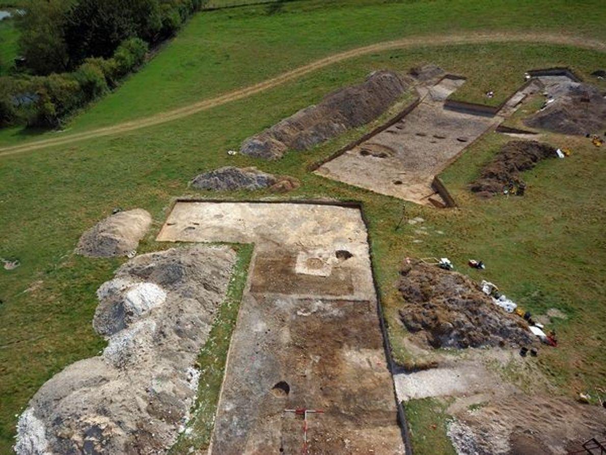 Los asentamientos de Stonehenge
