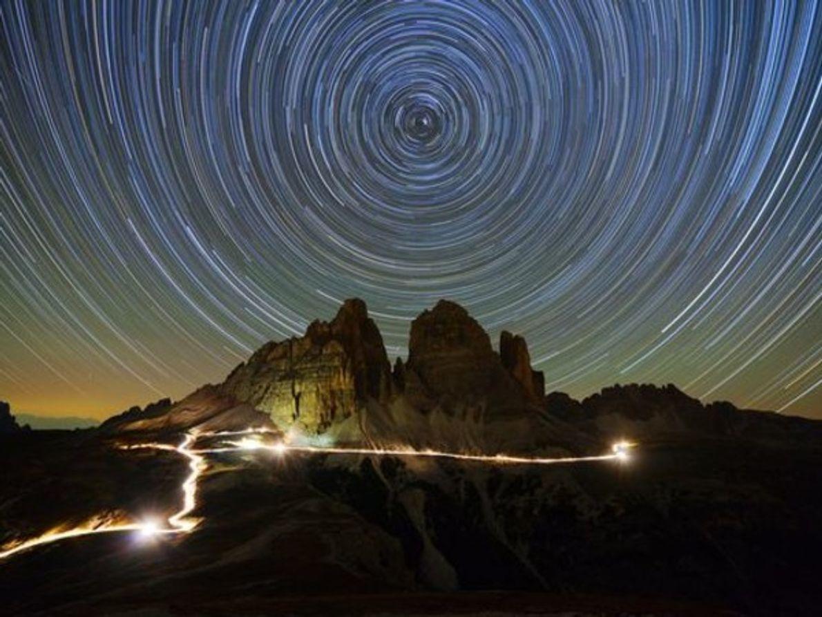 """2 º Lugar categoría: """"La belleza del Cielo Nocturno"""""""