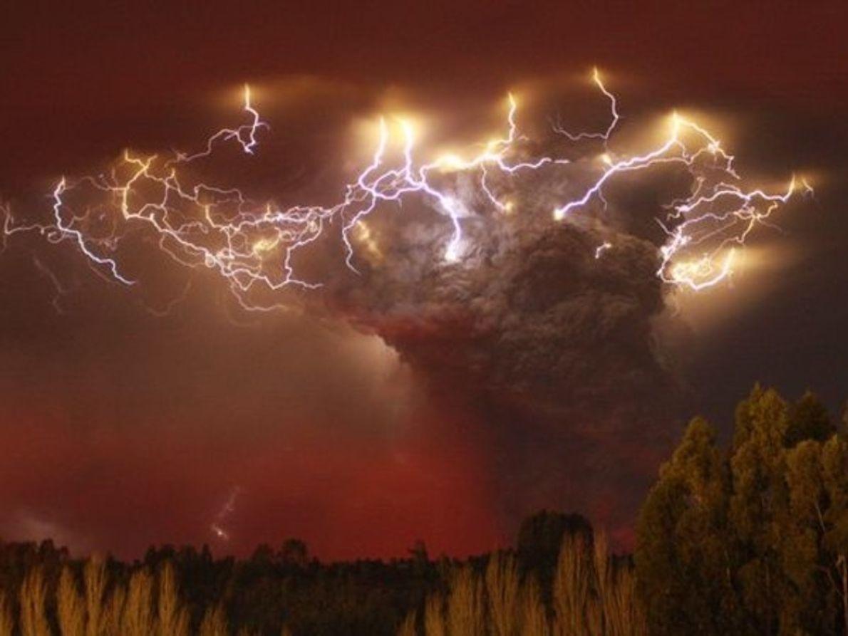 Aureola infernal