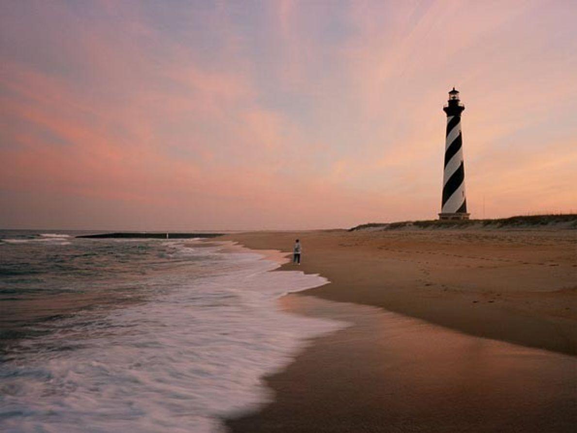 10. Cabo Hatteras, Carolina del Norte
