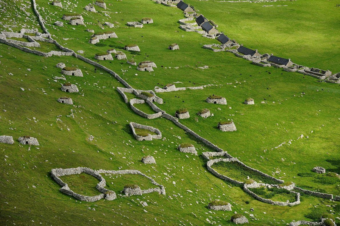 piedras de Shetland