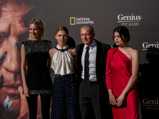 «Genius: Picasso», imágenes de la alfombra roja