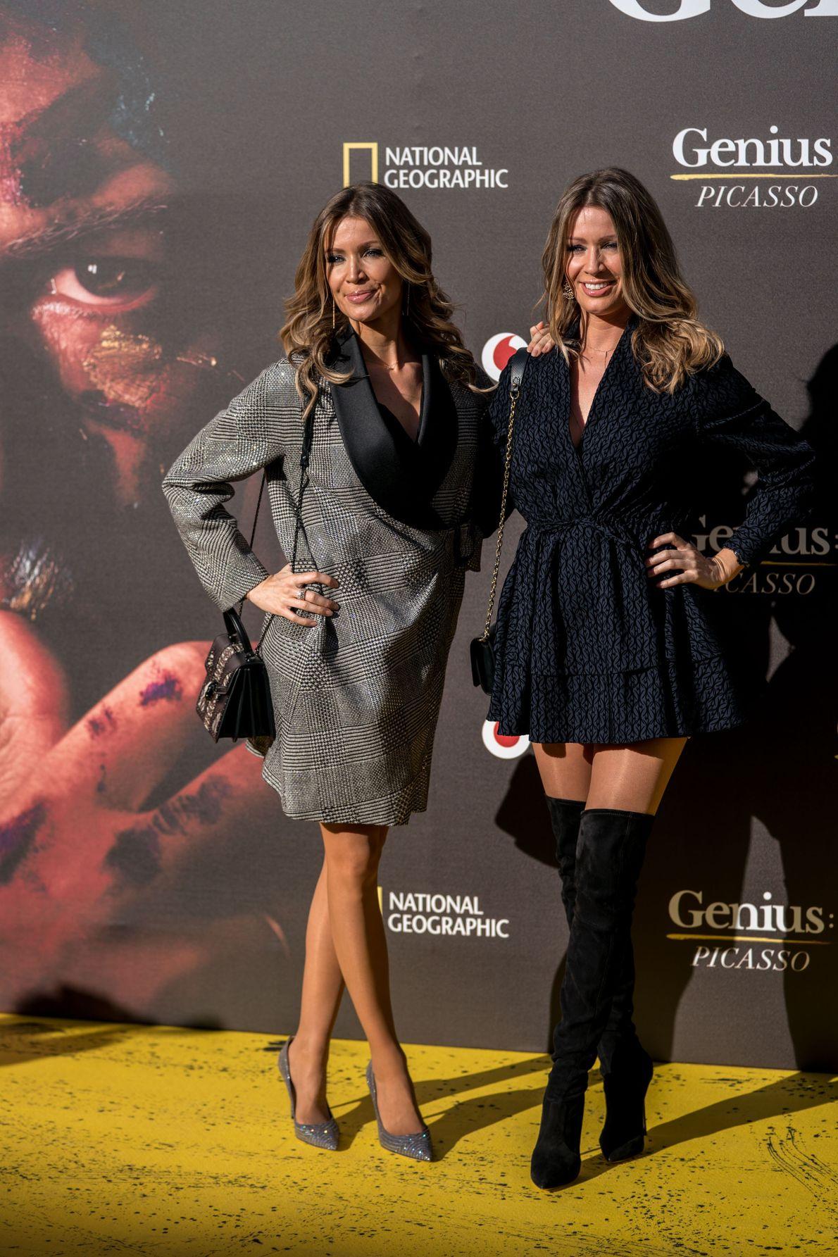 Nicole y Bárbara Kimpel