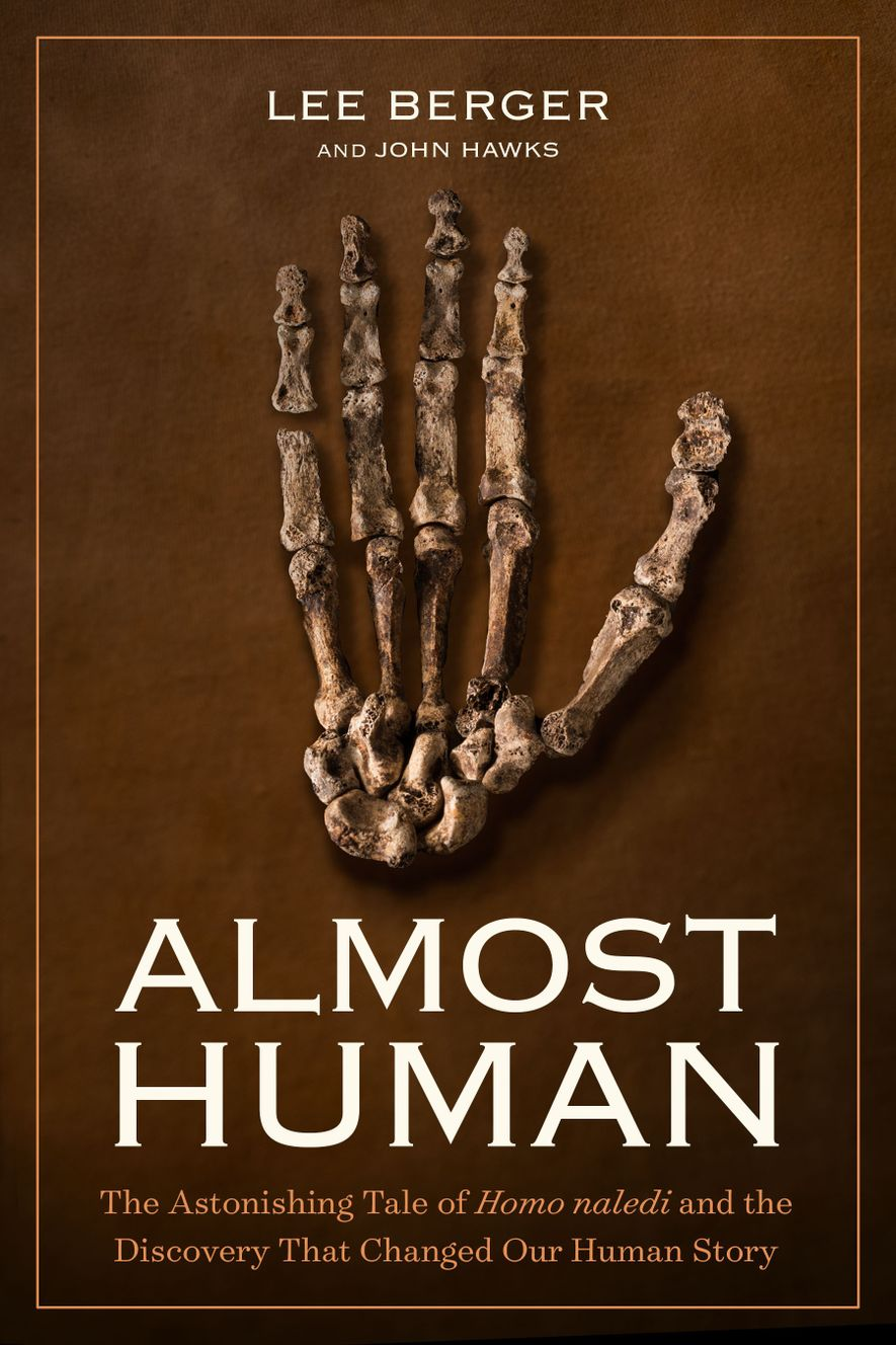 Libro Almost Human