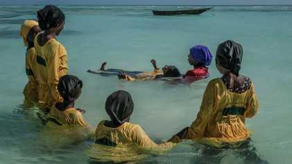 La fotógrafa Anna Boyiazis nos muestra el Proyecto Panje en Zanzíbar