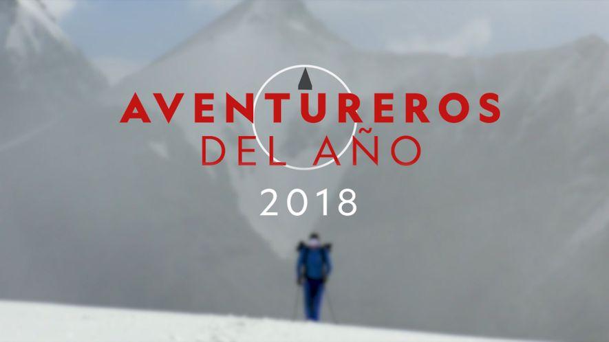 Los Aventureros del Año 2018 de National Geographic