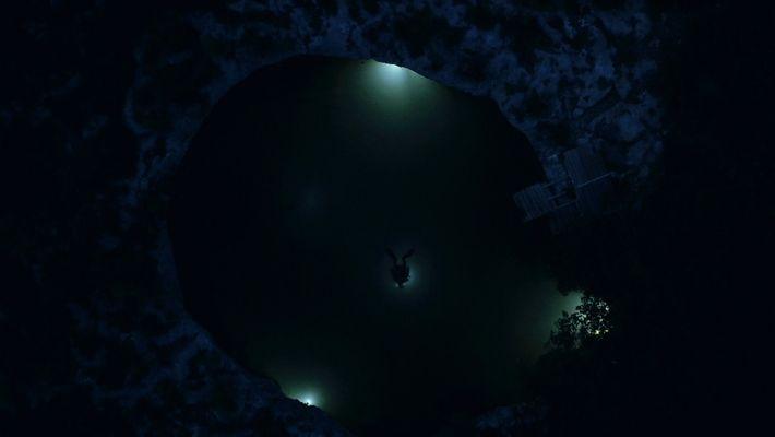 Hay un mundo alienígena bajo nuestros pies