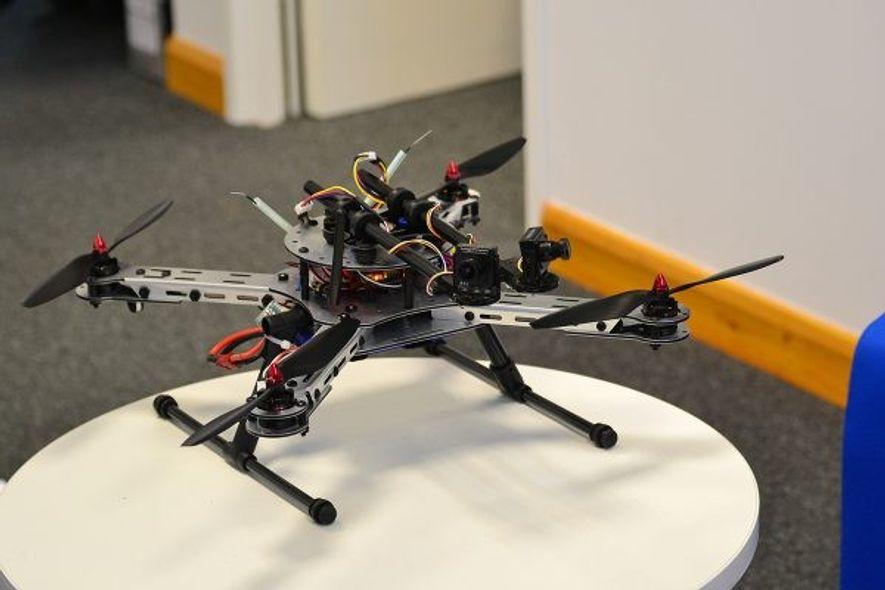 ¿Cómo se orientan sin GPS estos robots inspirados en insectos?