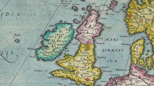 Mapas con islas inexistentes