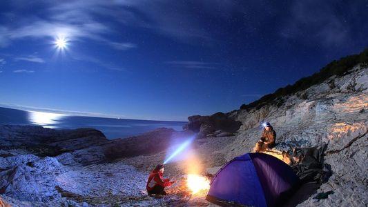 Los mejores lugares donde acampar bajo las estrellas