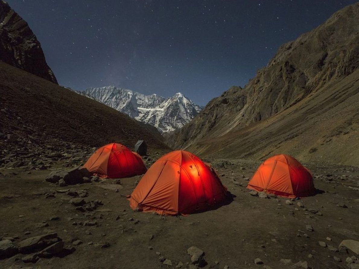 Kanjiroba Himal, Himalaya