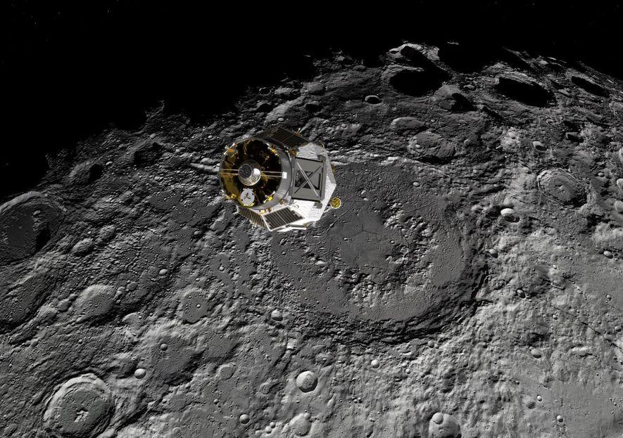 La historia desconocida Luna