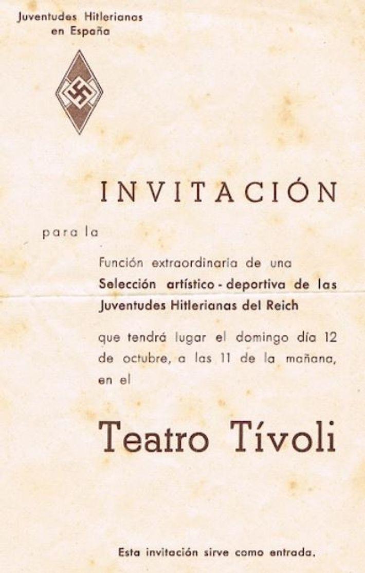 Invitación JH