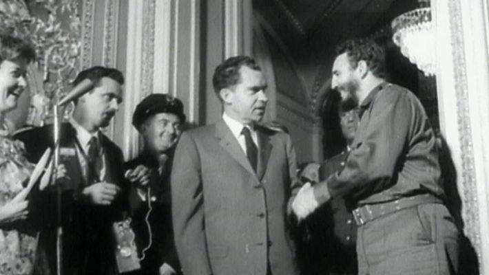 Castro in the USA