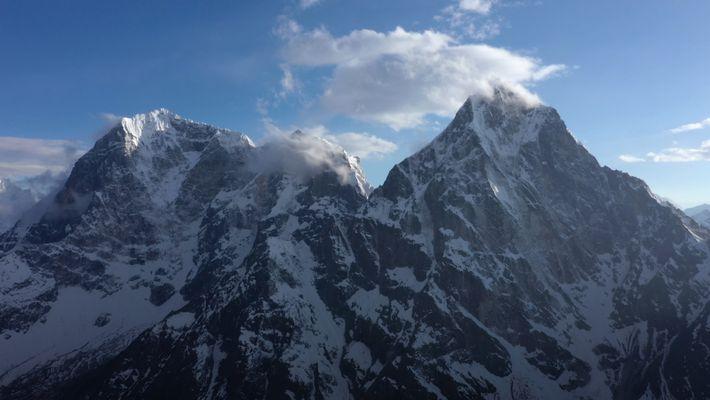 Estos cartógrafos han creado una reconstrucción virtual del campamento base del Everest