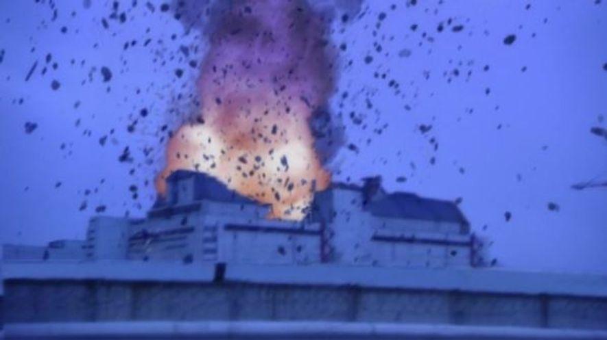El accidente nuclear de Chernóbil