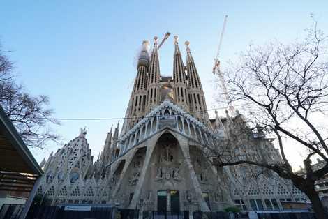National Geographic produce un documental sobre la construcción de la Sagrada Familia