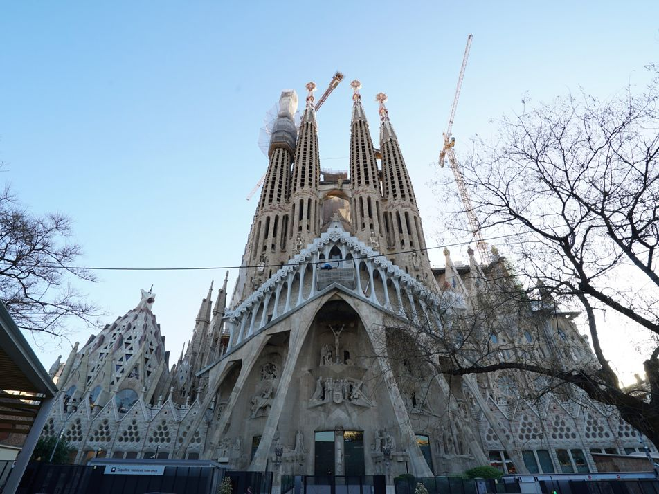 National Geographic produce un documental sobre la construcción de la Sagrada Familia