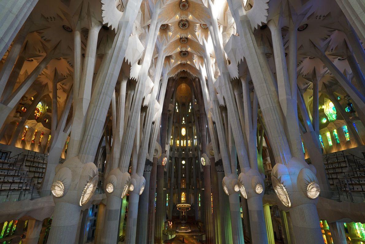 Megaestructuras: Sagrada Familia
