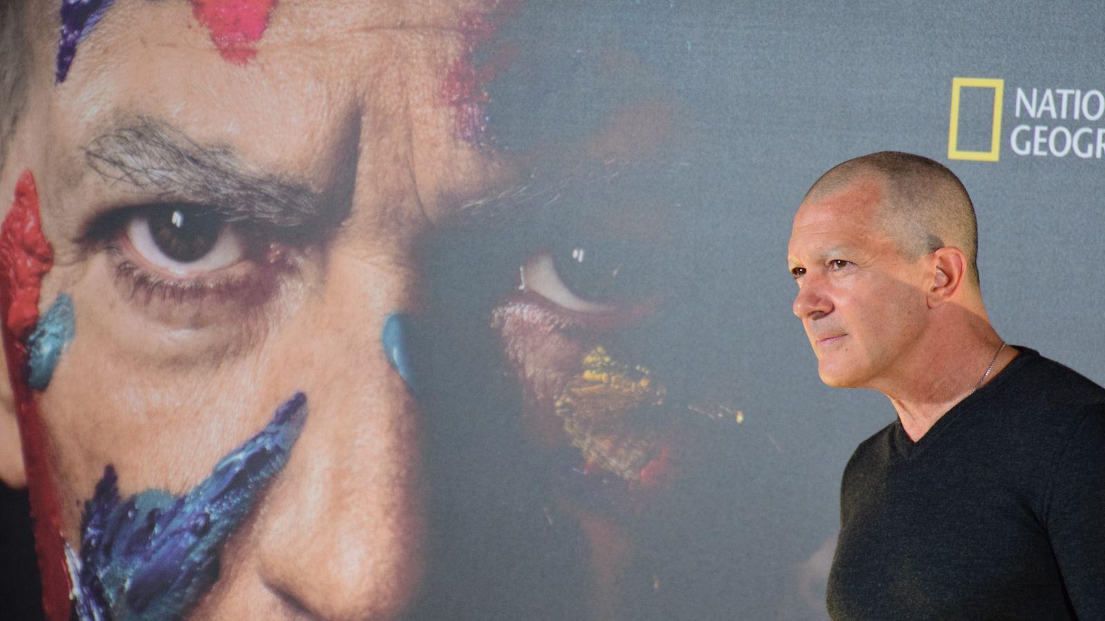 """Antonio Banderas: """"Picasso es un planeta con una enorme gravedad que atrapa a las personas que ..."""