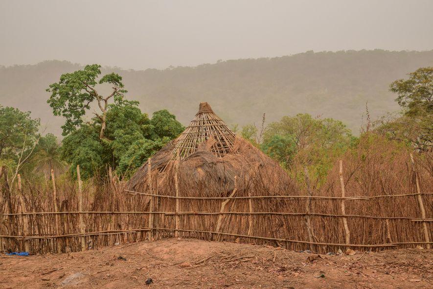 Aldea de Dindefelo, Región de Kedougou, Senegal.