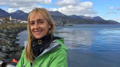 La arqueóloga Dolores Elkin y el museo más grande del mundo