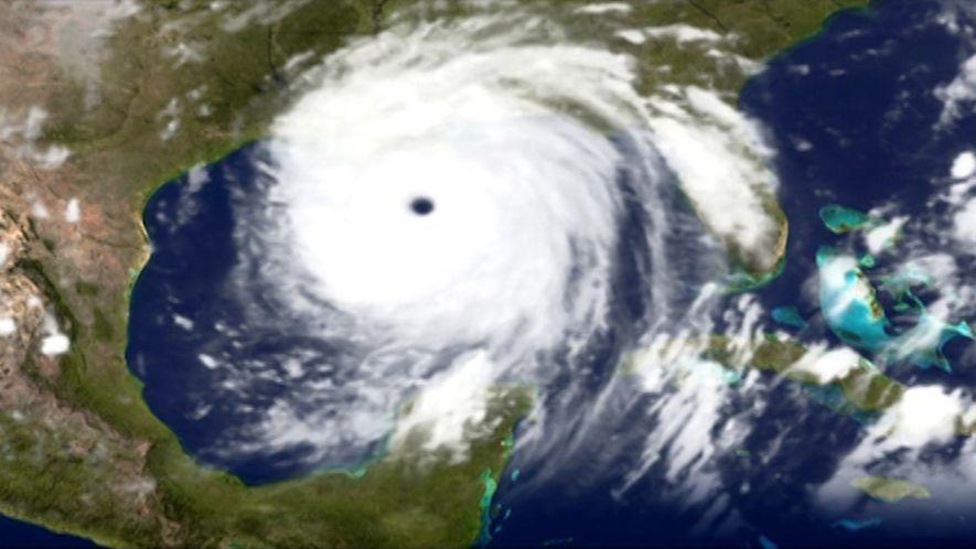El Huracan Katrina en numeros