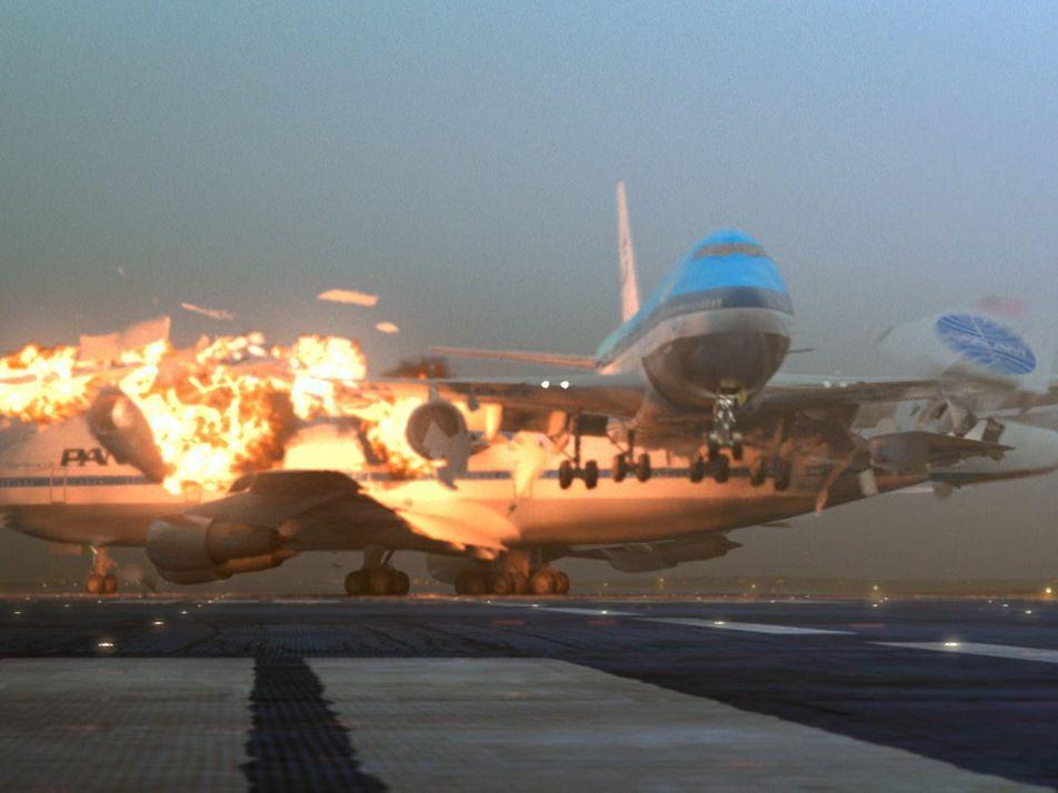 VÍDEO: El accidente aéreo con más víctimas de la historia ocurrió en Tenerife