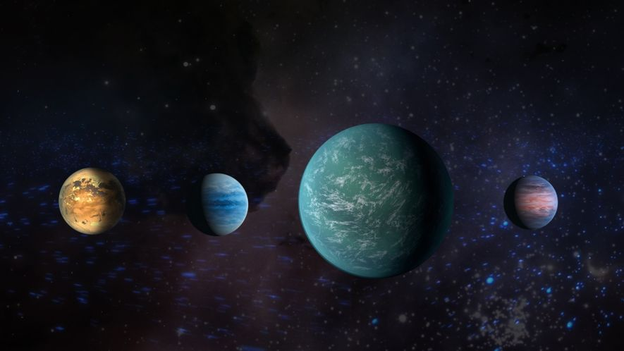 Exoplanetas 101