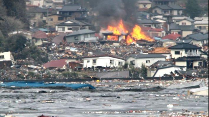 Grandes Terremotos - Japón, marzo 2011