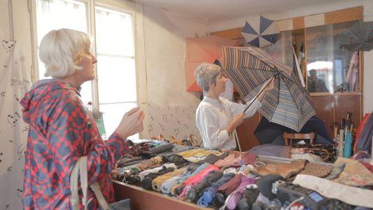 Esta es Dežnik, la última tienda de reparación de paraguas de Liubliana