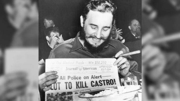 Seis datos sorprendentes sobre Fidel Castro que quizá no sepas