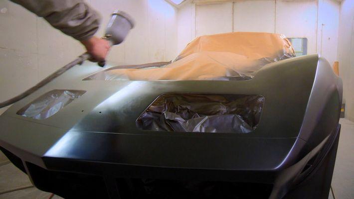 Fixing Corvette