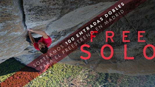 National Geographic te invita al preestreno de Free Solo en Madrid