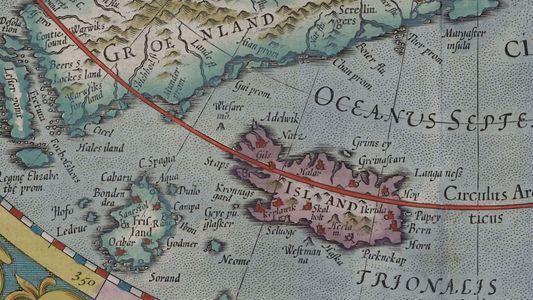 Estas eran las islas fantasma que aparecían en los mapas antiguos