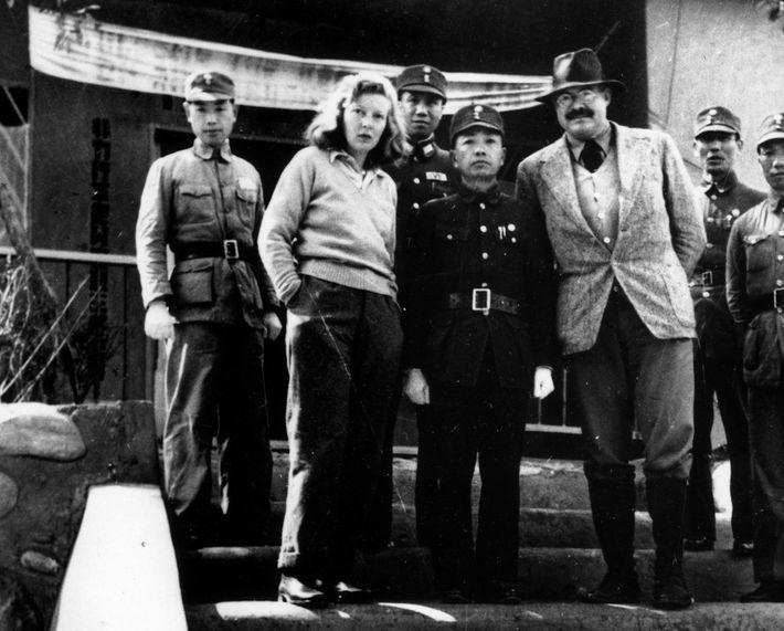 Martha Gellhorn Reporteras en el frente